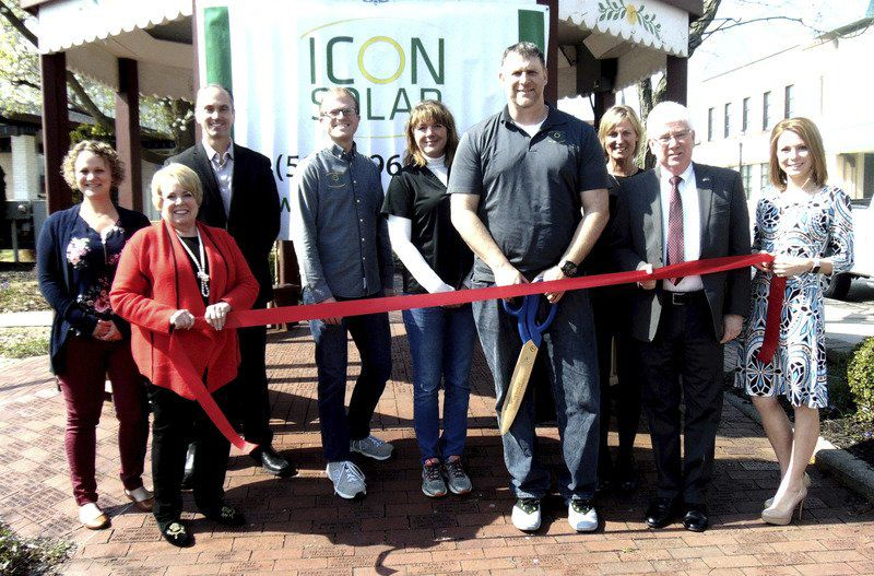 Icon Solar with Batesville Chamber
