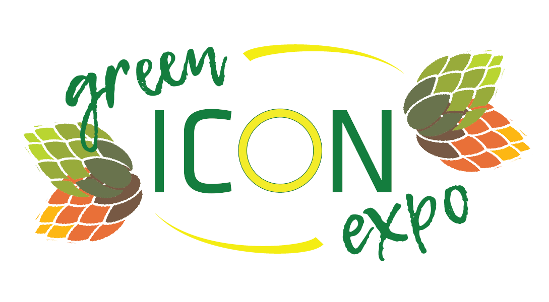 Green Icon Expo logo